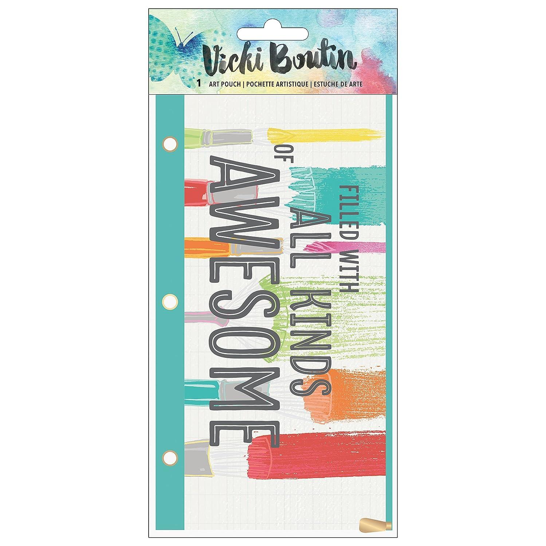 American Crafts Vicki Boutin Art Pouch
