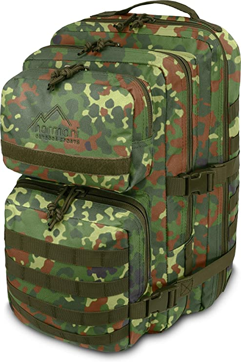 normani USA Assault Pack Large Rucksack ca. 50 Liter