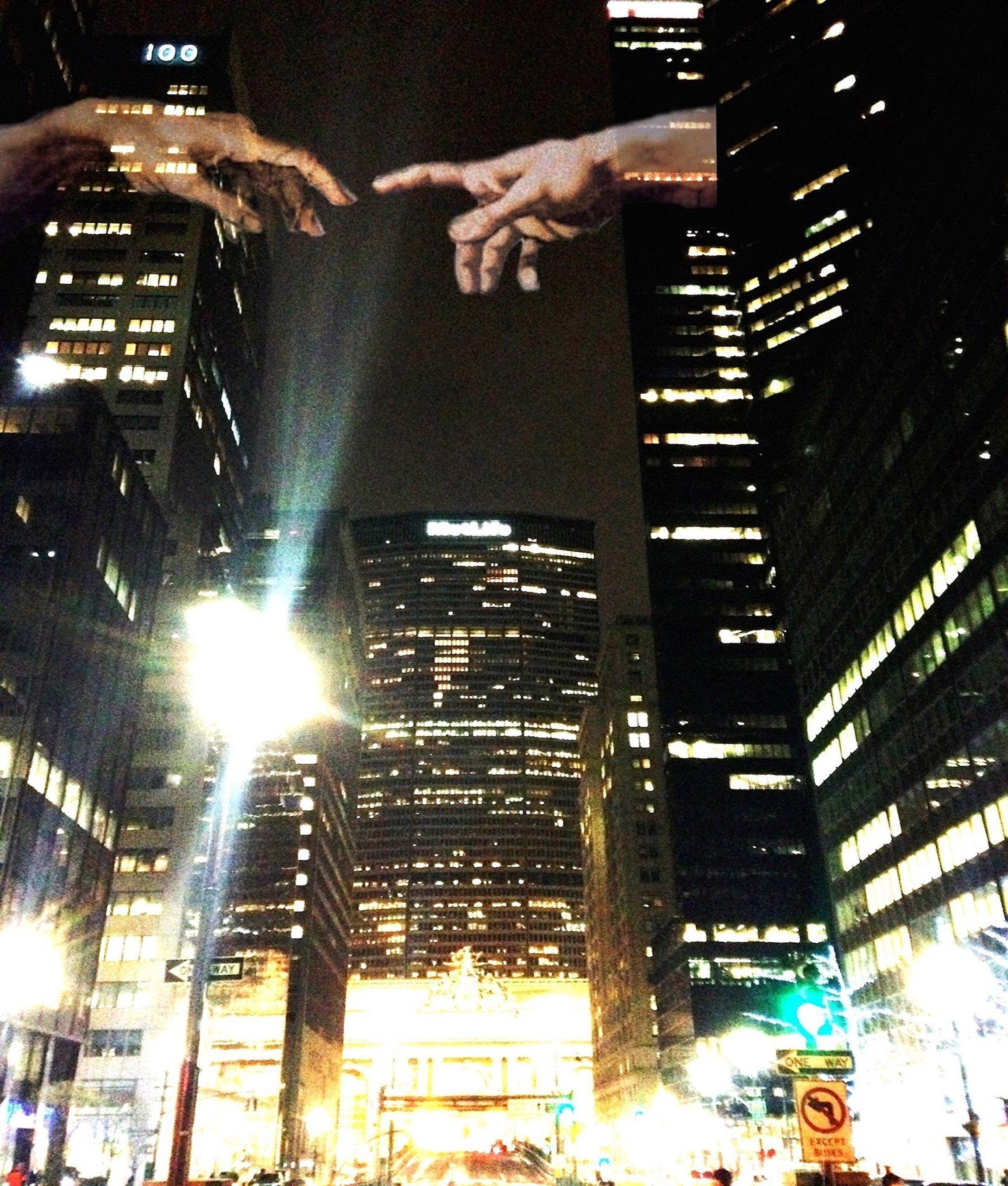 Life Met by City Spirits