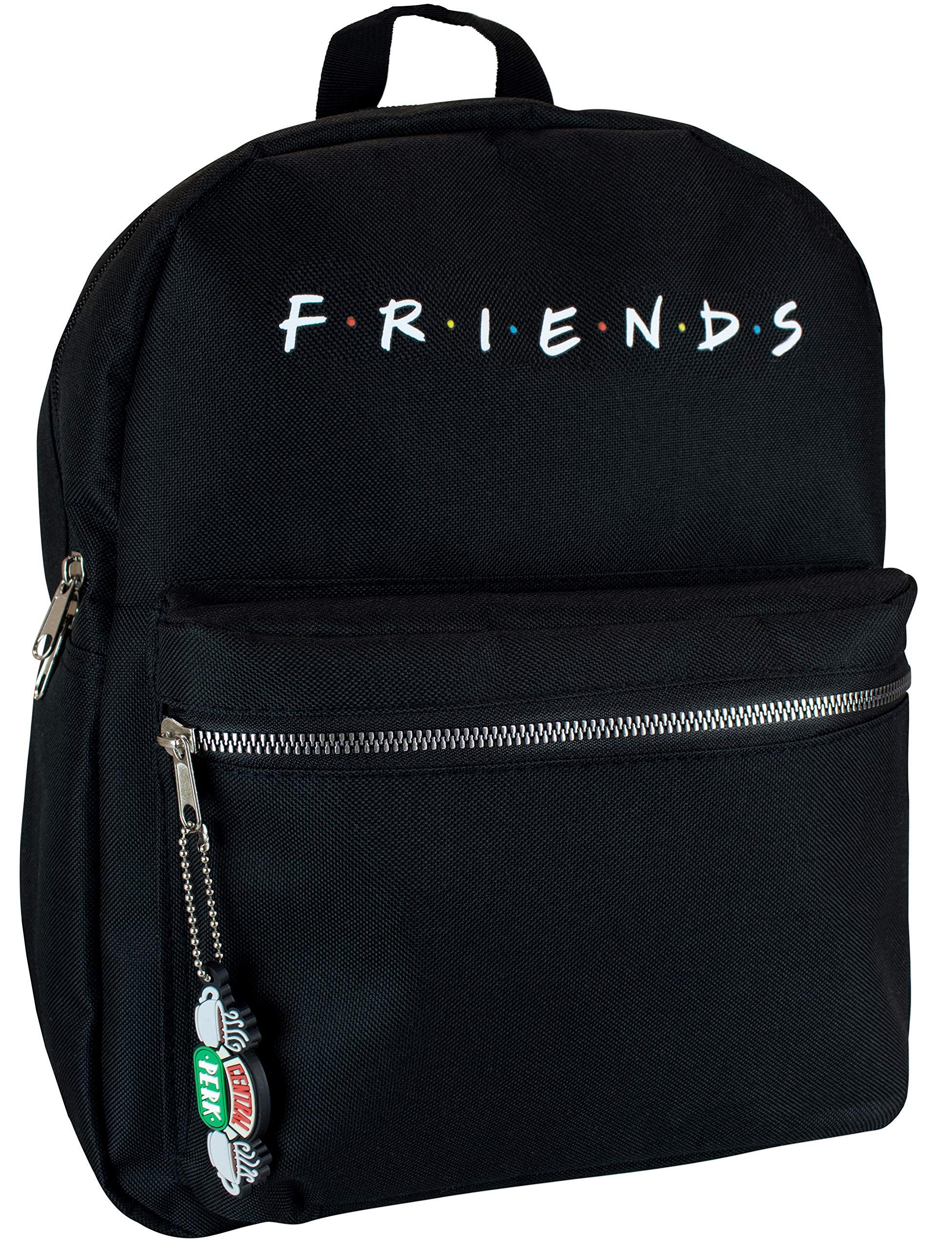 ویکالا · خرید  اصل اورجینال · خرید از آمازون · Friends Womens Backpack Central Perk wekala · ویکالا