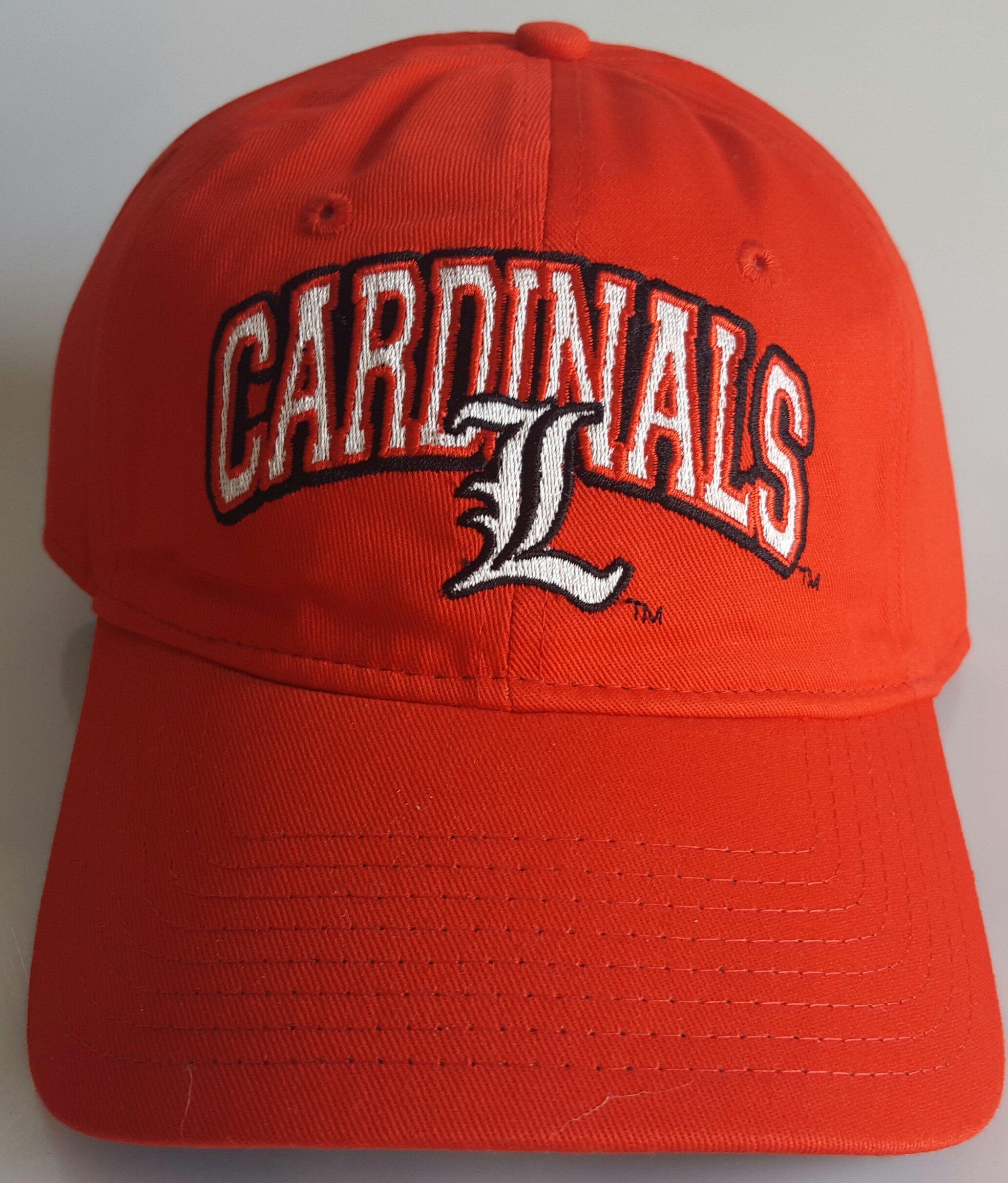 NCAA New University of Louisville Embroidered Adjustable Buckle Cap