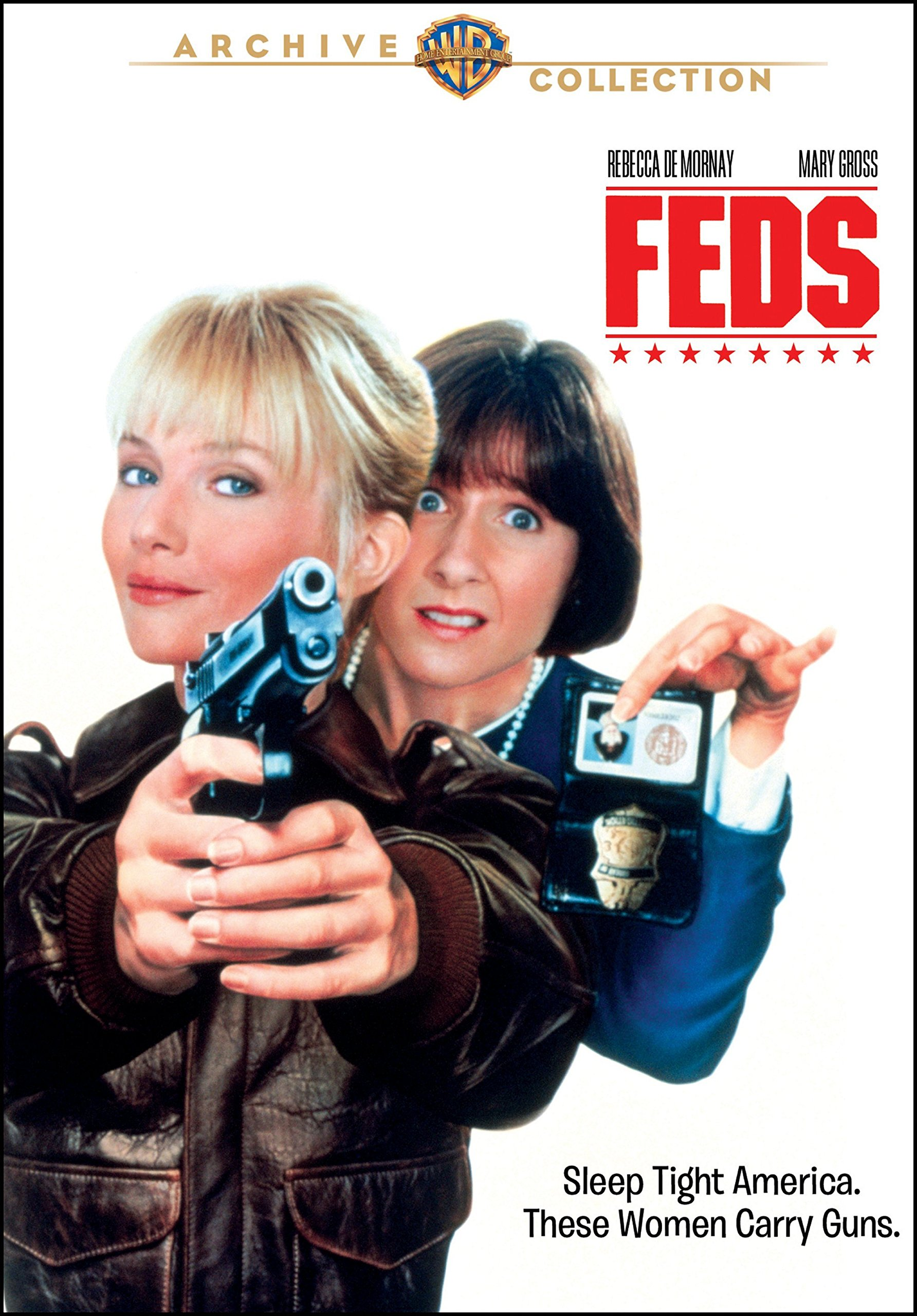 Amazon Feds Rebecca De Mornay Mary Gross Ken Marshall Fred