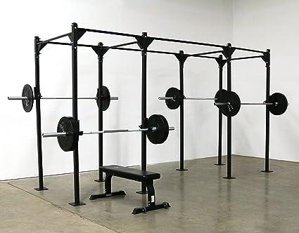 T titan tough home gym