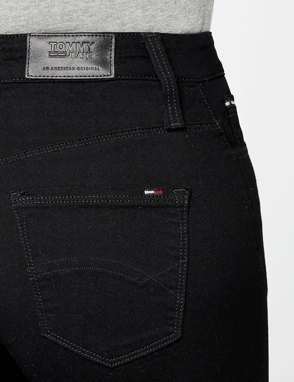 cc3a1ca6eb07 Tommy Jeans Femme High Rise Santana Skinny Jeans Skinny  Amazon.fr   Vêtements et accessoires
