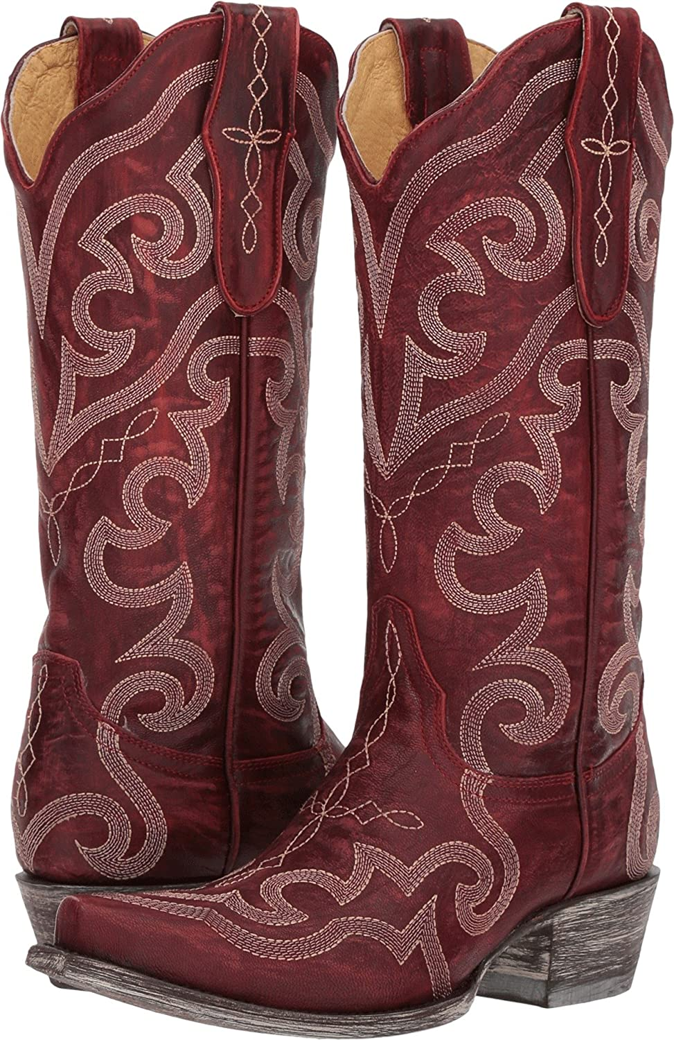 Old Gringo Womens Vittoria B079MD4Z5Q 6.5 B(M) US|Red