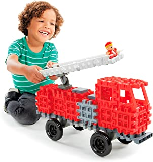 product image for Little Tikes Waffle Blocks Vehicle Fire Truck