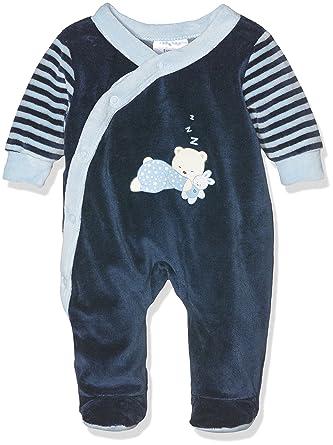 bc5b341864f74 Twins 1 330 15 Pyjama Bleu-Blau (Marine 3011)