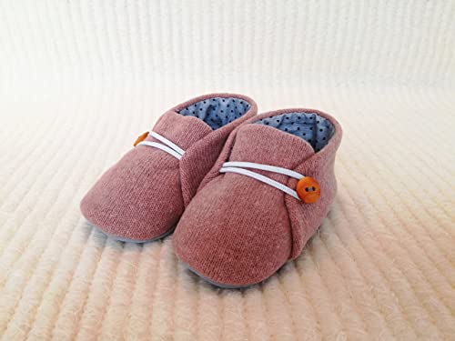 Baby Booties, Crib Shoes,Baby Moccasins