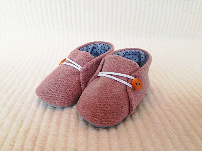 Baby Booties, Crib Shoes,Baby Moccasins, Moccs, Infant Booties, Newborn Boy Shoes, Baby Oxfords, Baby Girl Moccs, Soft Sole Shoes, Warm Baby Booties, ...
