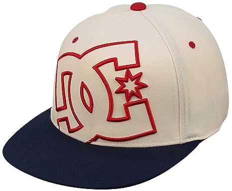 Amazon.com  DC Ya Heard Hat - Antique White - S M  Clothing 24688d26e950
