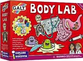 Galt 1005005 Toys Body Lab Biology Science Kit For Children Amazon Sg Toys Games