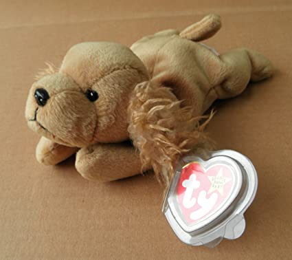 97ef50fe802 Image Unavailable. Image not available for. Color  TY Beanie Babies Spunky  the Cocker Spaniel Dog Stuffed Animal Plush Toy - 7 inches long