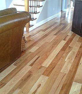 3 4 Hardwood Flooring java sibu hardwood flooring 34 x Hickory Hardwood Flooring Solid Prefinished 100 Year Limited Finish Warranty 5