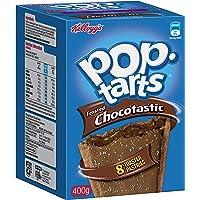Pop Tarts Kellogg's Pop Tarts Chocotastic 8 Pack 400g, 8 Count, Chocolatey