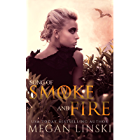 Song of Smoke and Fire: A Reverse Harem Dragon Fantasy Romance (Song of Dragonfire Book 1) (English Edition)