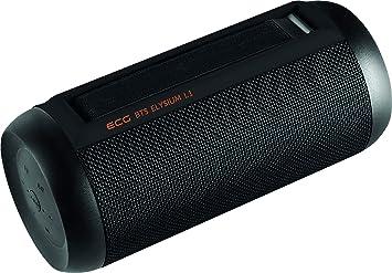 ECG BTS L1 Black - Altavoz Bluetooth - USB; Micro Tarjeta SD ...