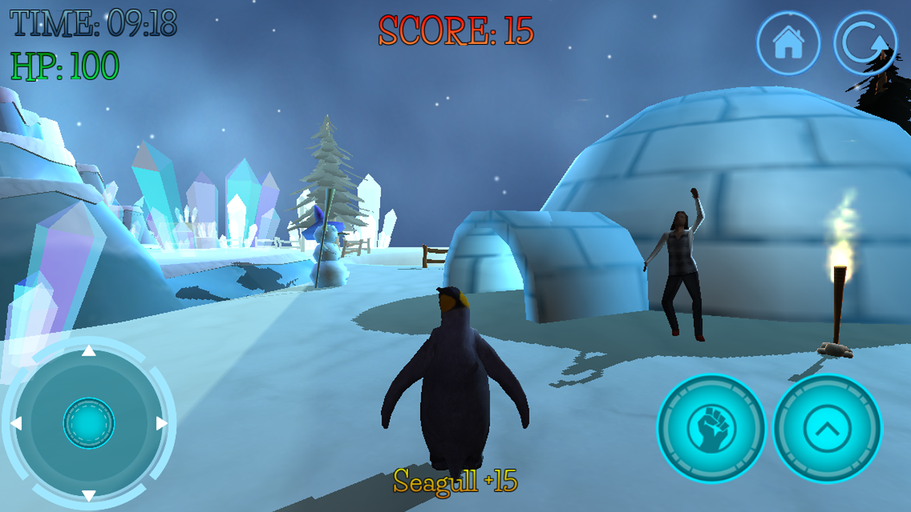 Penguin Simulator: Amazon.com.au: Appstore for Android