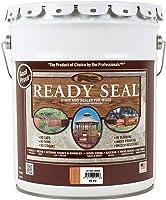 Ready Seal 512 5-Gallon Pail Natural Cedar Exterior Stain