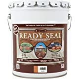 Ready Seal 512 5-Gallon Pail Natural Cedar Exterior Wood Stain and Sealer