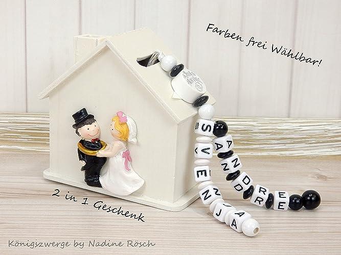 Geldgeschenk Hochzeit Amazon De Handmade