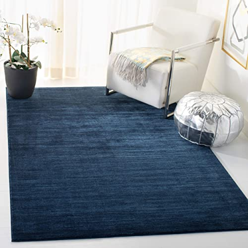 Safavieh Vision Collection VSN606N Modern Contemporary Ombre Chic Area Rug, 5 1 x 7 6 , Navy