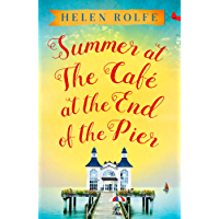 Summer at the Café at the End of the Pier (English Edition)