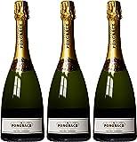 Pongracz Brut Chardonnay Sparkling Wine Non Vintage, 75 cl (Case of 3)