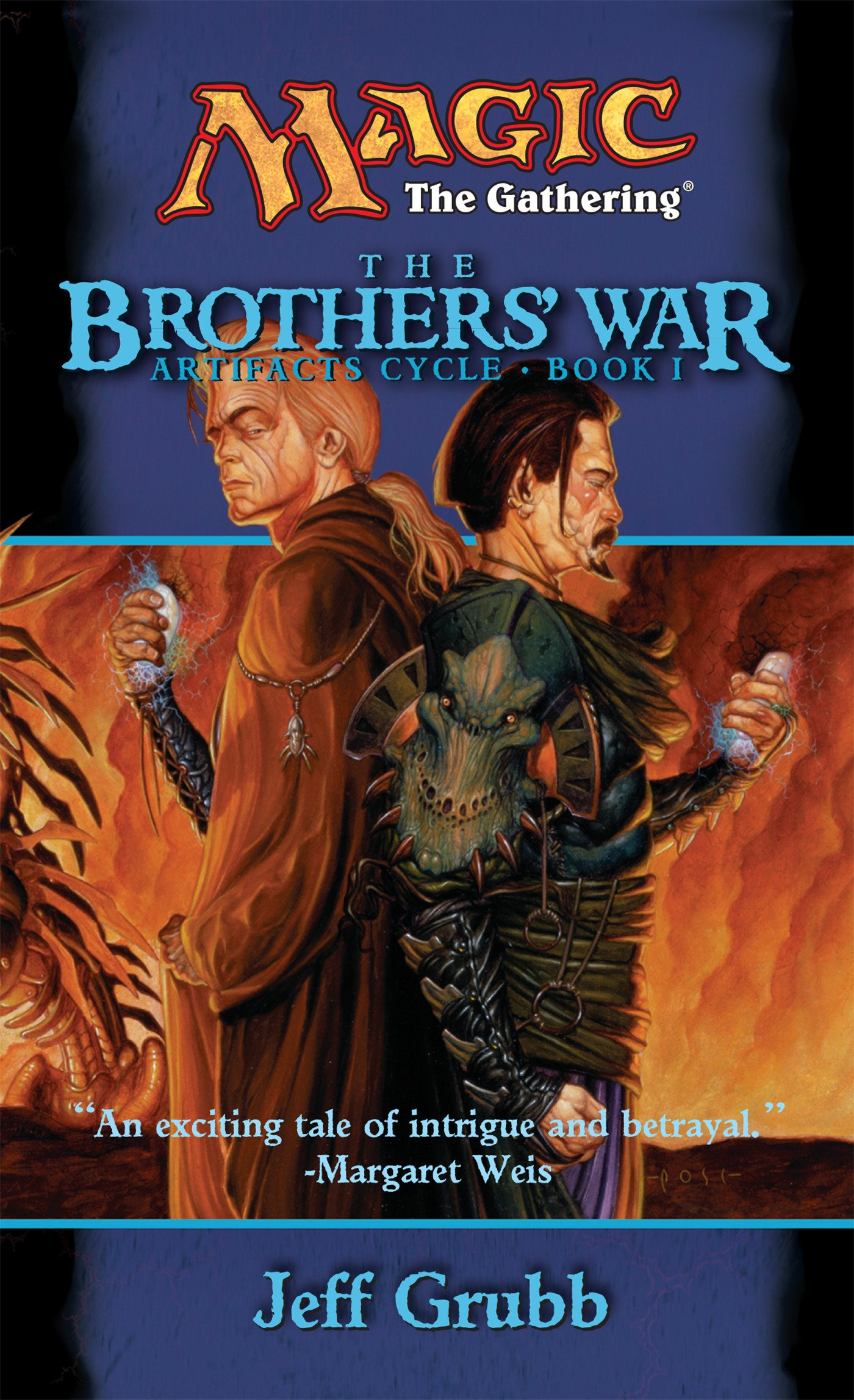 The Brothers' War  Artifacts Cycle   English Edition