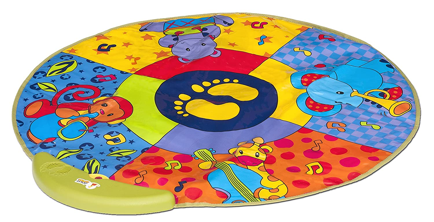 Jolly Jumper Musical Play Mat 102