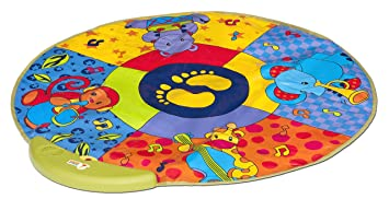 518abc6777e Jolly Jumper Musical Play Mat