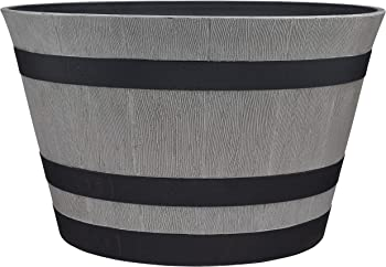 Southern Patio 15.5-inch Outdoor Planter