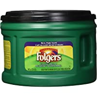 Folgers Classic Decaf Ground Coffee 642g
