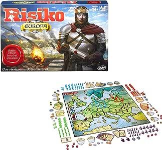 Hasbro B7409 Niños y Adultos Estrategia - Juego de Tablero (Estrategia, Niños y Adultos, 14 año(s)): Amazon.es: Juguetes y juegos