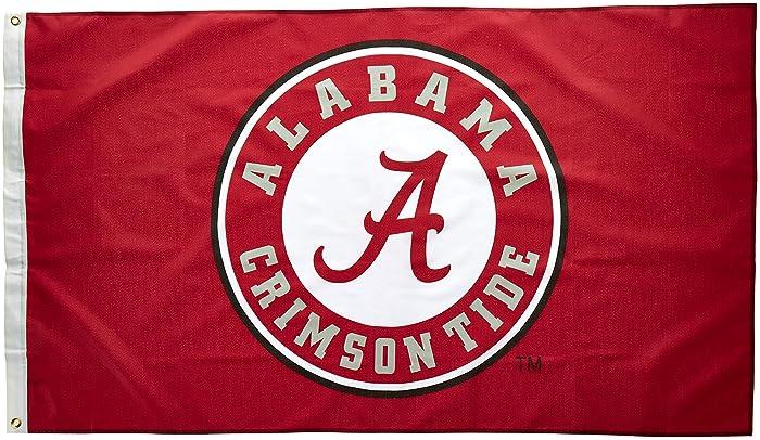 Top 8 Alabama Flag Decor