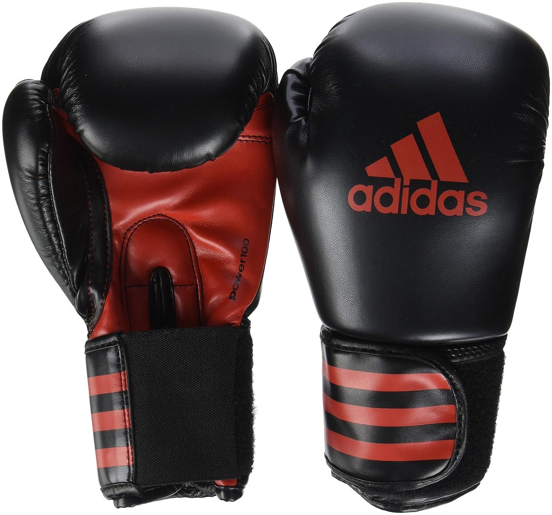 ADIDAS Boxing Gloves Power 100 Red 6oz ADIPBG100