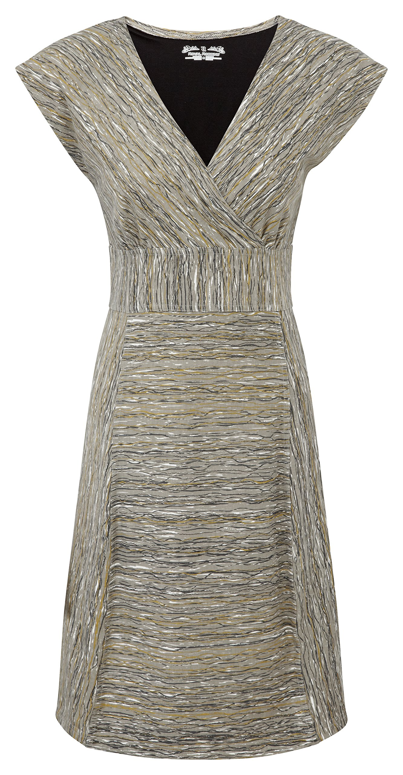 Royal Robbins Women's Essential Rio Dress, Taupe, Large