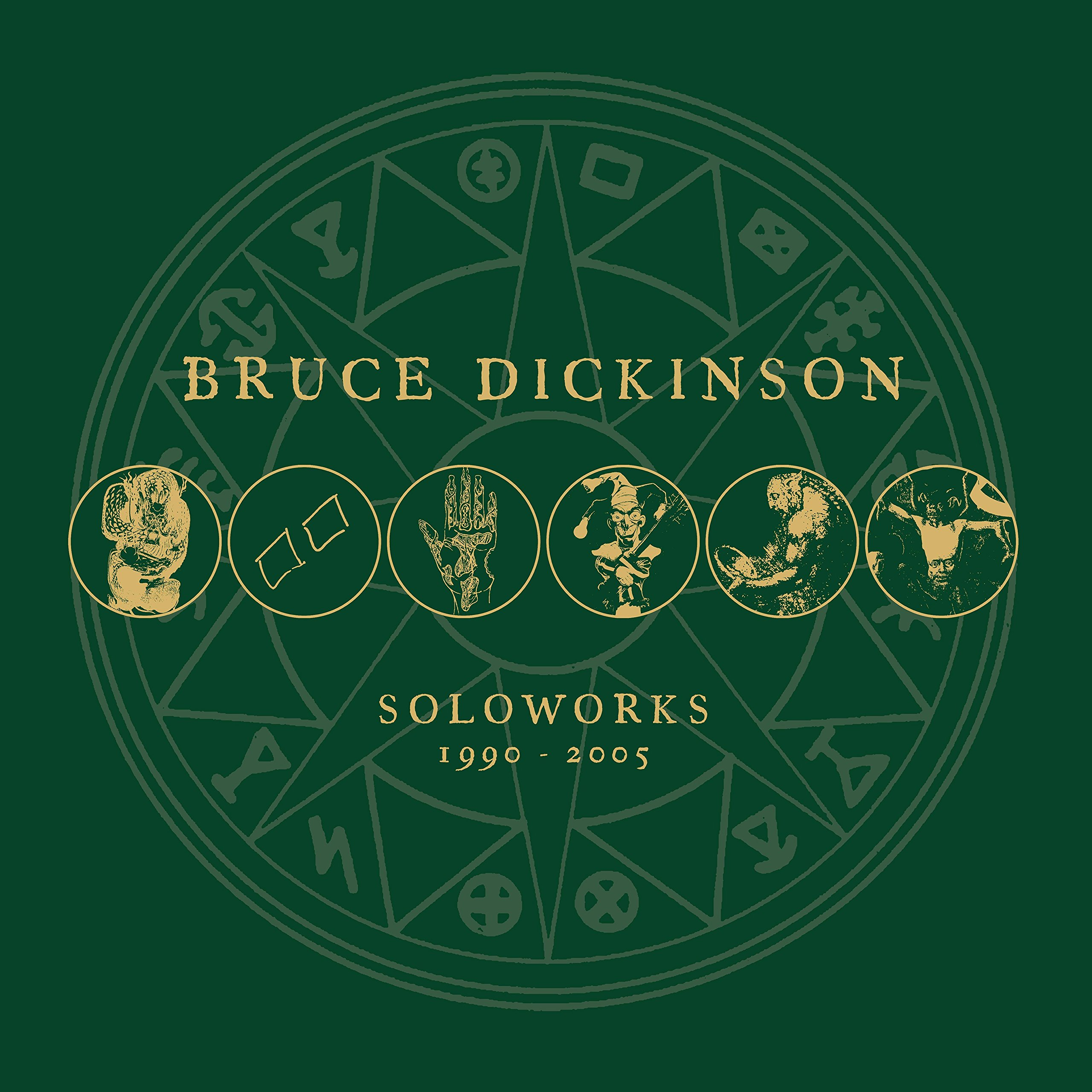 Bruce Dickinson - Soloworks (9-LP Box Set) by Sanctuary Records