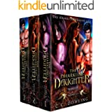 The Dharkling Daughter Boxset: The COMPLETE Dharkstar Dragon Saga Books 1 - 3 (The Dharkstar Dragon Saga)