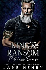 King's Ransom: A Dark Bratva Romance (Ruthless Doms) Kindle Edition