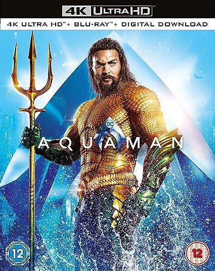Amazon In Buy Aquaman 4k Uhd Blu Ray Digital Download 2
