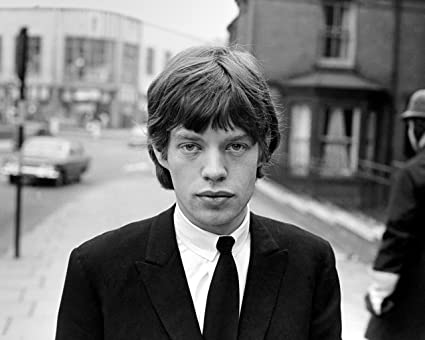 Amazon com : Mick Jagger - Rolling Stones 8 x 10 * 8x10