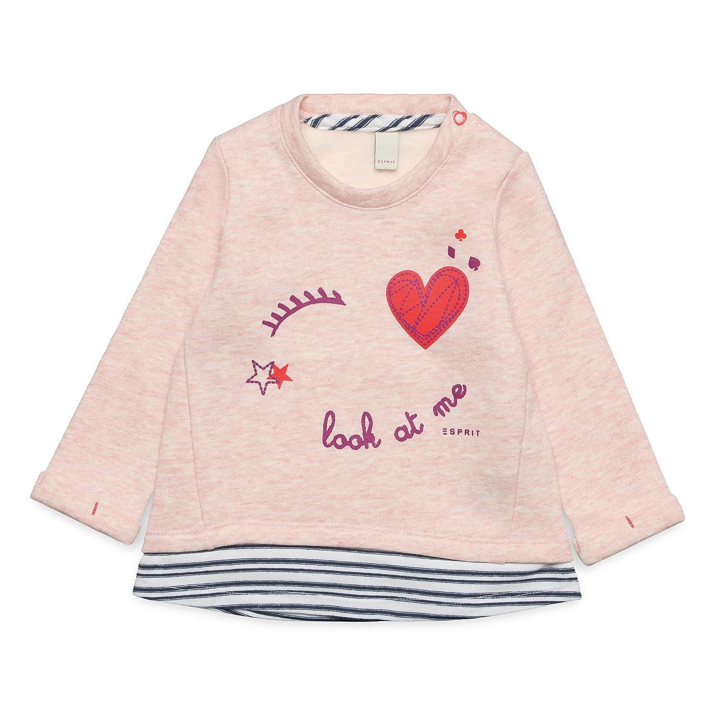 ESPRIT KIDS Baby-Mädchen Sweatshirt RM1500107
