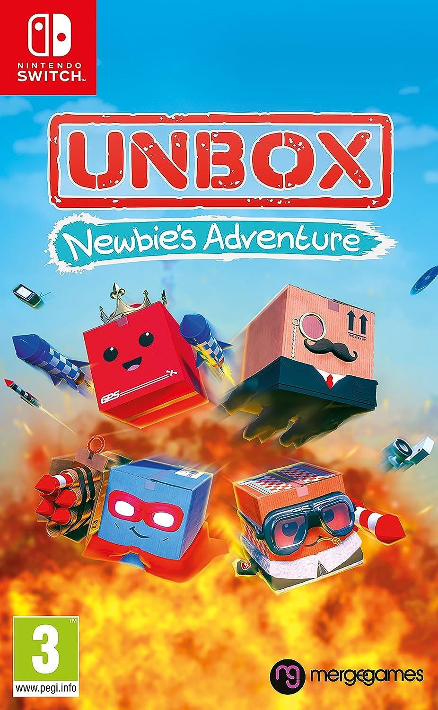 Unbox: Newbies Adventure - Nintendo Switch [Importación inglesa ...