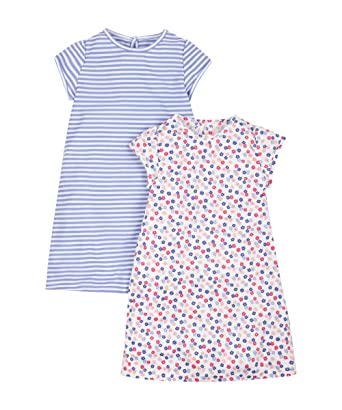 c78b328806db4 Mothercare Maternity Baby Nightdress (2 Pack) (2-3 Years): Amazon.co.uk:  Clothing