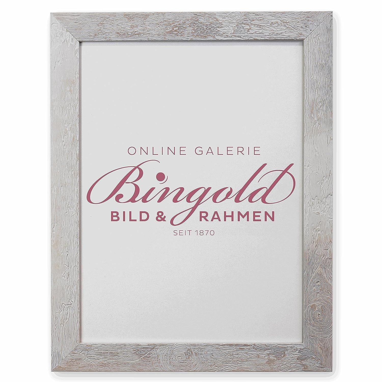 Online Galerie Bingold Bingold Bingold Bilderrahmen Weiß Beige 20 x 70 cm 20x70 - Modern, Retro, Vintage, Shabby - Alle Größen - Handgefertigt in Deutschland - WRF - Parma 4,0 e9f876