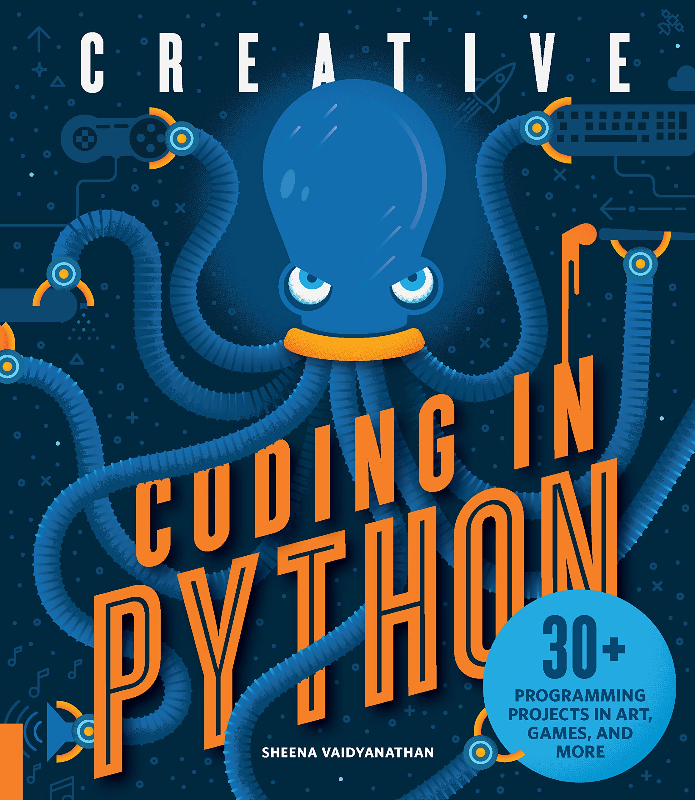 Amazon com: Creative Coding in Python: 30+ Programming
