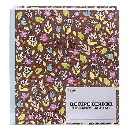 Amazon com: Darice 30041316 Set: Floral Theme, 46 Pieces Recipe