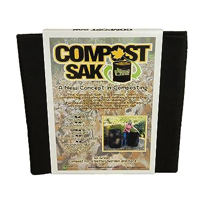Smart Pots 12120 Compost Sak Fabric Composting Container: Garden & Outdoor
