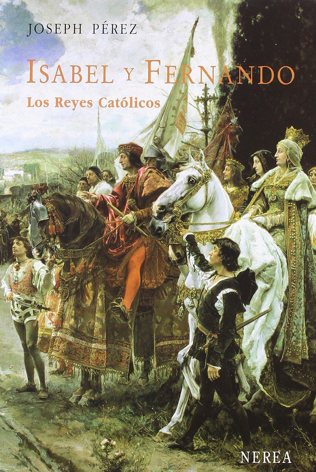 Isabel y Fernando. Los Reyes Católicos (Serie Media): Amazon.es ...