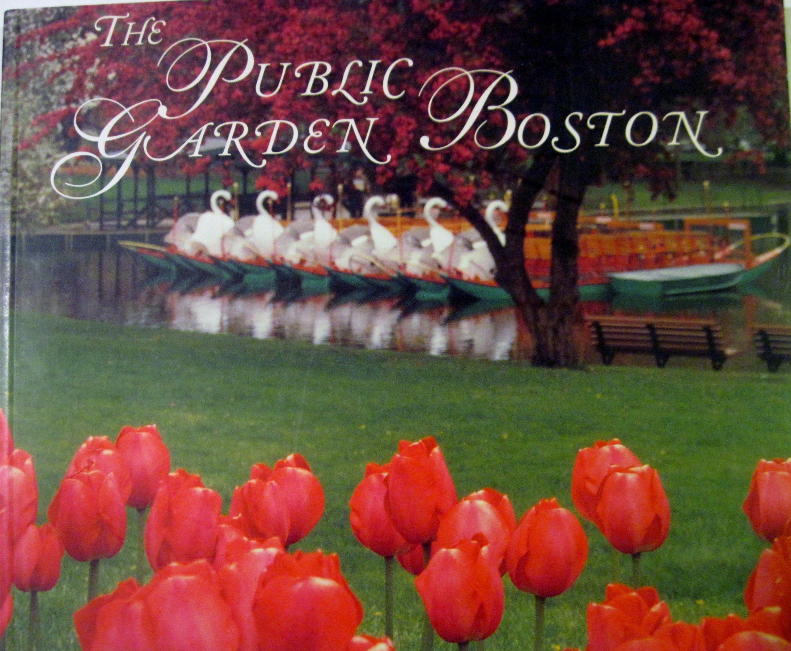 The Public Garden Boston ebook
